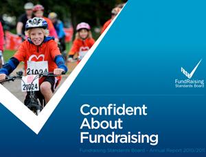 Fundraising Standards Board report