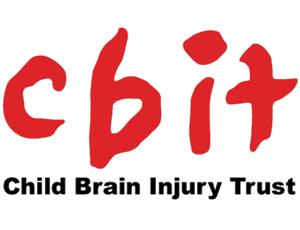 Child Brain Injury Trust's old branding