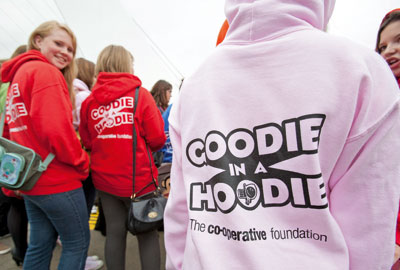 The Co-operative Foundation forged partnerships to change the perception of young people