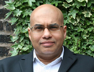 Sajid Hashmi, chief executive of CVS Vast