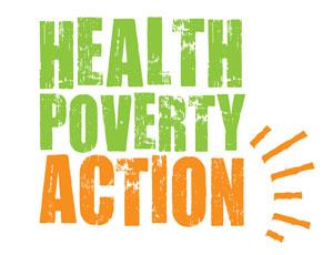 Health Poverty Action logo