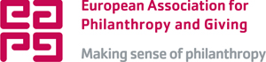 Bromley spoke at a European Association for Philanthropy and Giving event