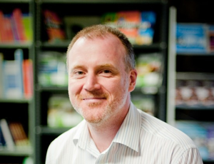 Tom Traynor, research project manager at the DSC