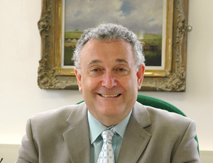 Leicestershire County Council's leader David Parsons