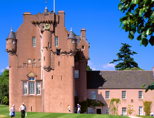Crathes Castle, Aberdeenshire: NTS has been advised to reduce its property portfolio