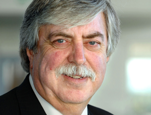 Malcolm Hayday, Charity Bank chief executive