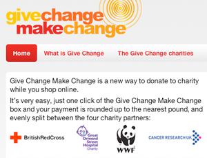 Give Change Make Change