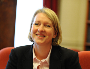 Alison McKenna, principal judge of the charity tribunal