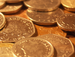 Only 7 per cent of people give loose change to charity