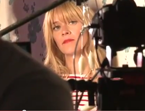 Edith Bowman takes part in Disney campaign