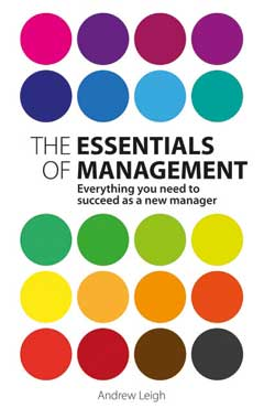 The Essentials of Management, by Andrew Leigh
