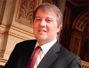 Lucian Hudson, co-founder of Civil Society Forum