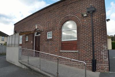 Preston Down meeting hall
