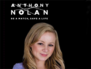 Anthony Nolan Trust advert