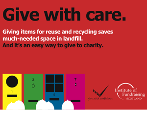 Give With Care campaign