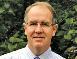 George White, chief executive, The Martha Trust