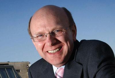 Charities Aid Foundation chief executive John Low