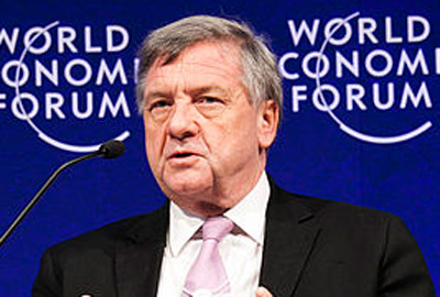 Sir Michael Rake, chair of the BT Group