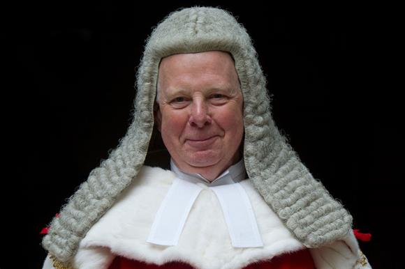 Lord Thomas, the Lord Chief Justice