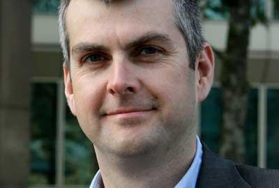 Martin Brookes, chief executive of New Philanthropy Capital