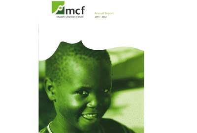 The Muslim Charities Forum's annual report