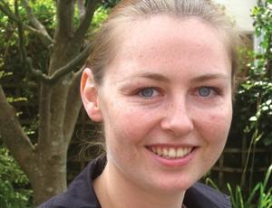 Vicki Jones, fundraising assistant, Rainbow Centre for Children