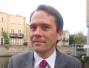 NCVO deputy chief executive Ben Kernighan