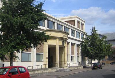 Blackfriars Crown Court (picture: Nigel Cox)