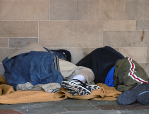 Centrepoint helps young homeless people