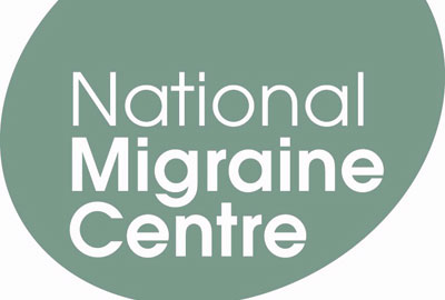 The National Migraine Centre's new branding