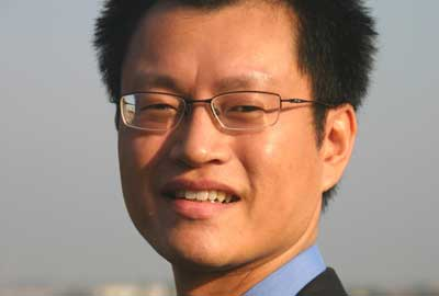 Paul Cheng, head of Venturesome