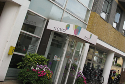 National Council for Voluntary Organisations