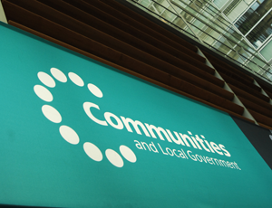 Communities and Local Government department