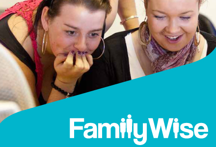 Initiative is branded FamilyWise