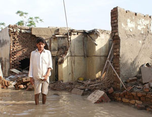 Pakistan appeal total reaches £35m | Third Sector