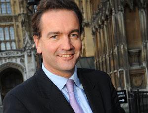 Nick Hurd, charities minister