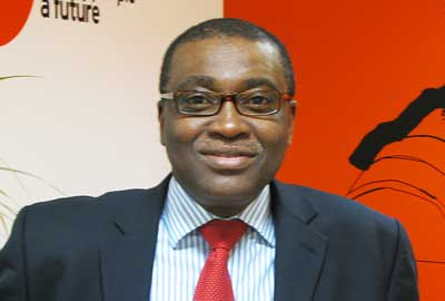 Seyi Obakin, chief executive of Centrepoint