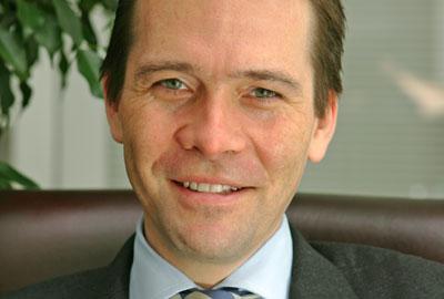 Ben Kernighan, deputy chief executive of the NCVO