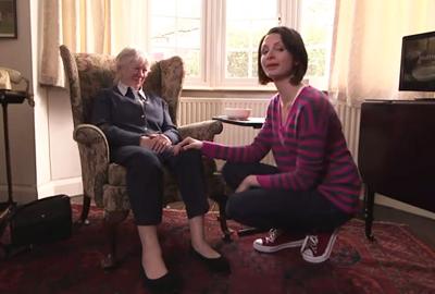 Age UK's Care in Crisis campaign