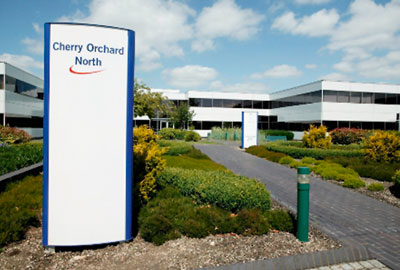 Charity Business' headquarters