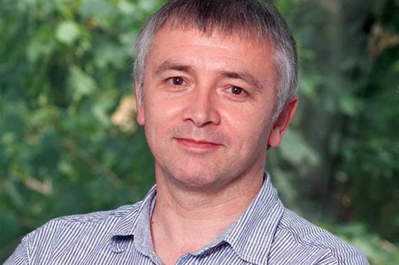 Adrian Sargeant