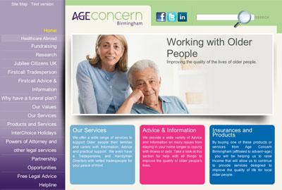 Age Concern Birmingham