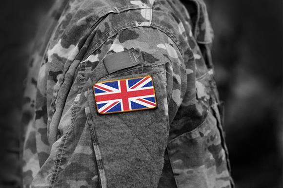 Army veterans: new ministry (Photograph: Getty Images)