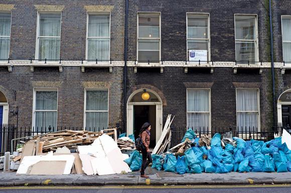 Basement wars: charity to halt this tendency needed