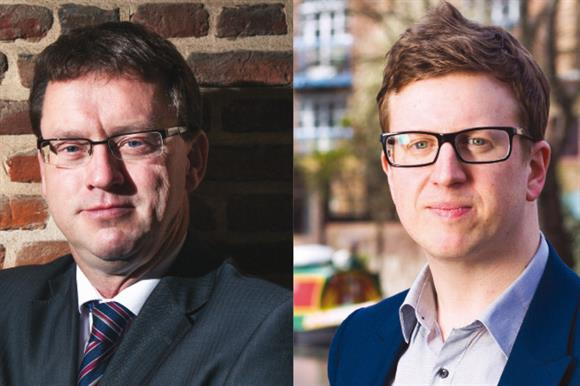 Lookalikes: Wilson (left) and Hyde (right) or is it the other way round?
