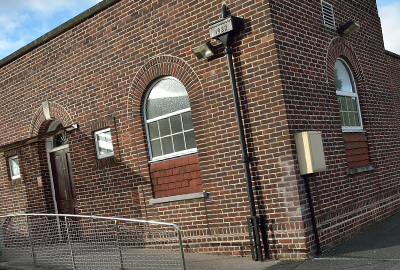 Preston Down Trust meeting hall