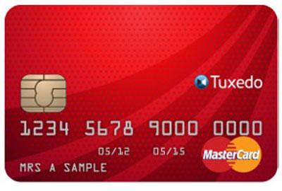 Tuxedo credit card