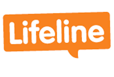 Details about callers to the charity's Lifeline service were on the papers