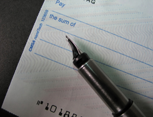 Cheques are to be abolished