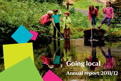 National Trust's annual report